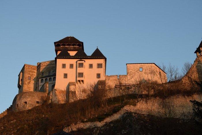 8af3e1efa Ilustračný obrázok k článku Trenčianska župa bude v projektoch na hrade  pokračovať: Čo tam chce